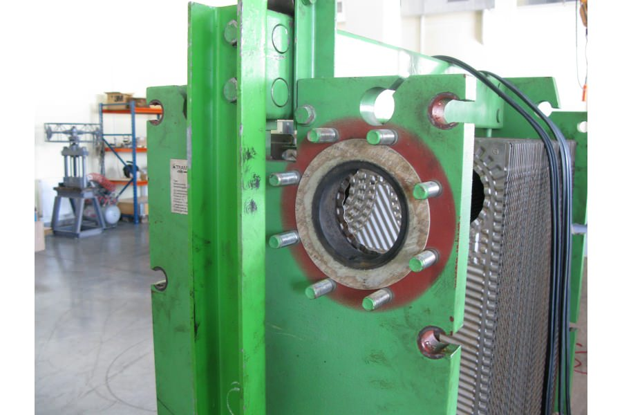 Технология замены теплообменников Cillit ZN/I – Промывка теплообменников Новосибирск