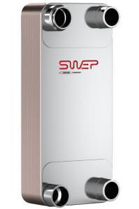 Паяный пластинчатый теплообменник SWEP B400 Таганрог Уплотнения теплообменника КС 80 Бийск