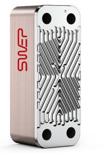 Паяный пластинчатый теплообменник SWEP E5P Серов HeatGuardex CLEANER 824R - Очистка систем отопления Чита