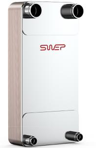 Паяный пластинчатый теплообменник SWEP DFX650 Бузулук Кожухотрубный жидкостный ресивер ONDA RL 80 Каспийск