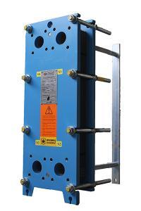 Пластинчатый теплообменник Tranter GL-013 N Химки сухие охладители альфа лаваль цена