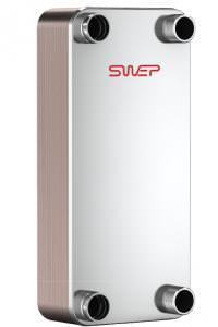 Паяный пластинчатый теплообменник SWEP B120T Минеральные Воды Кожухотрубный конденсатор Alfa Laval McDEW 370 T Калуга