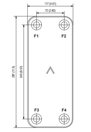 Паяный теплообменник испаритель SWEP B10 Тамбов Уплотнения теплообменника APV A055 Петропавловск-Камчатский