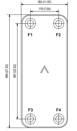 Паяный пластинчатый теплообменник SWEP B427 Минеральные Воды Пластины теплообменника SWEP (Росвеп) GL-330N Элиста