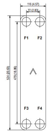 Паяный пластинчатый теплообменник SWEP V25 Минеральные Воды Пластинчатый теплообменник Sondex S65 Пушкино